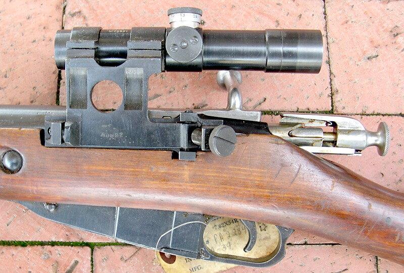 Mosin nagant PU sniper Snip6