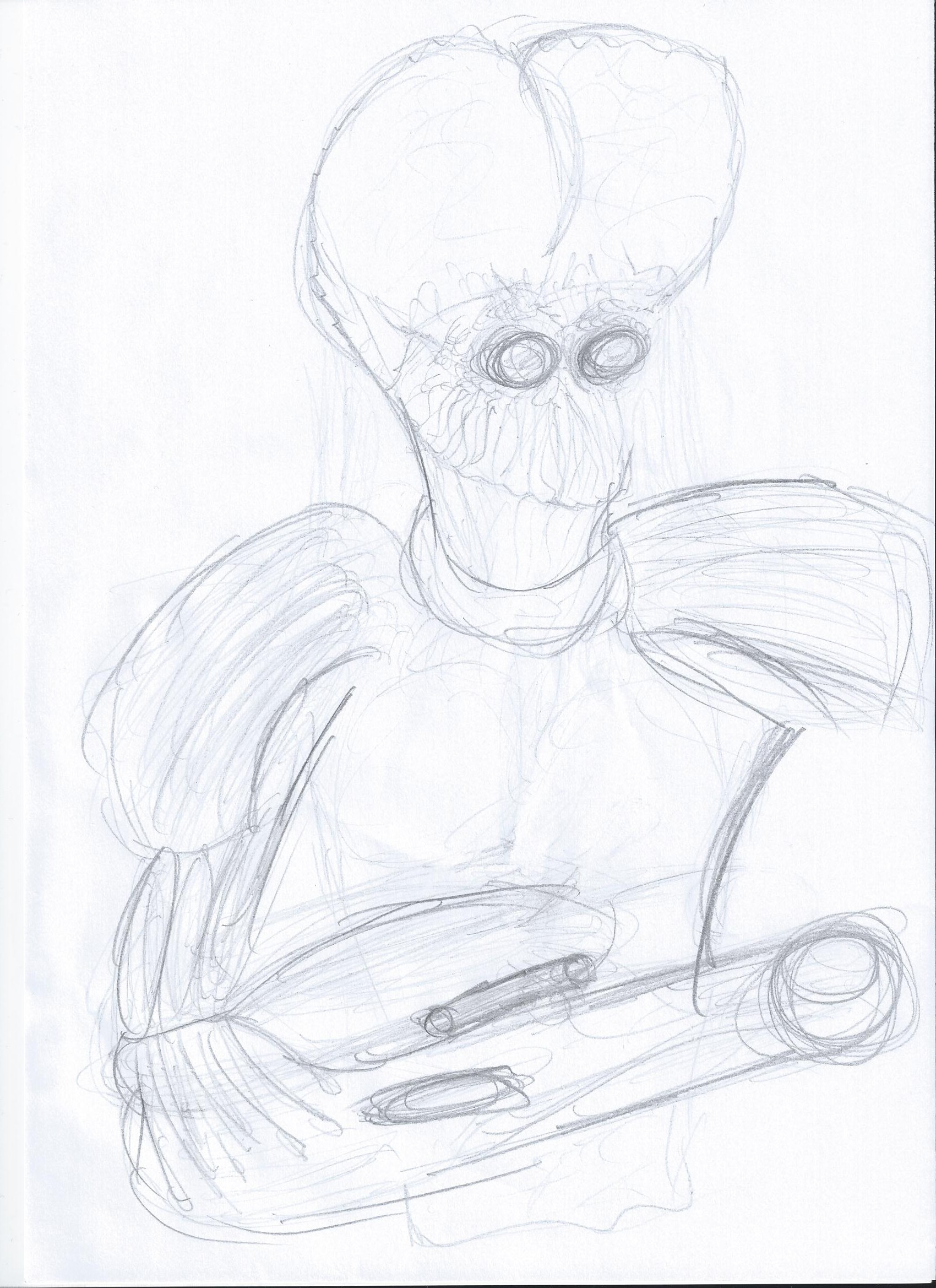 Buste The Badass Alien from Mars Scan0003yp