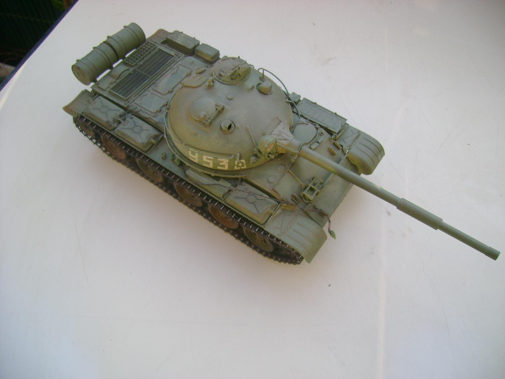 T-62 Trumpeter ...Terminé Up du 11/12... - Page 3 Dsc01738s