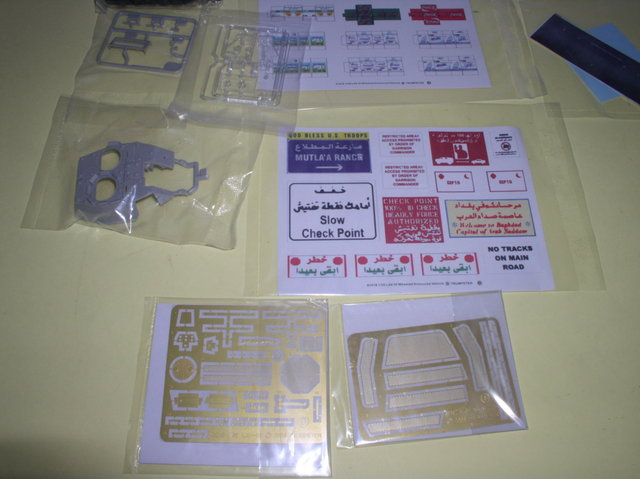 Review Kit LAV III  Trumpeter 1/35 P9160004