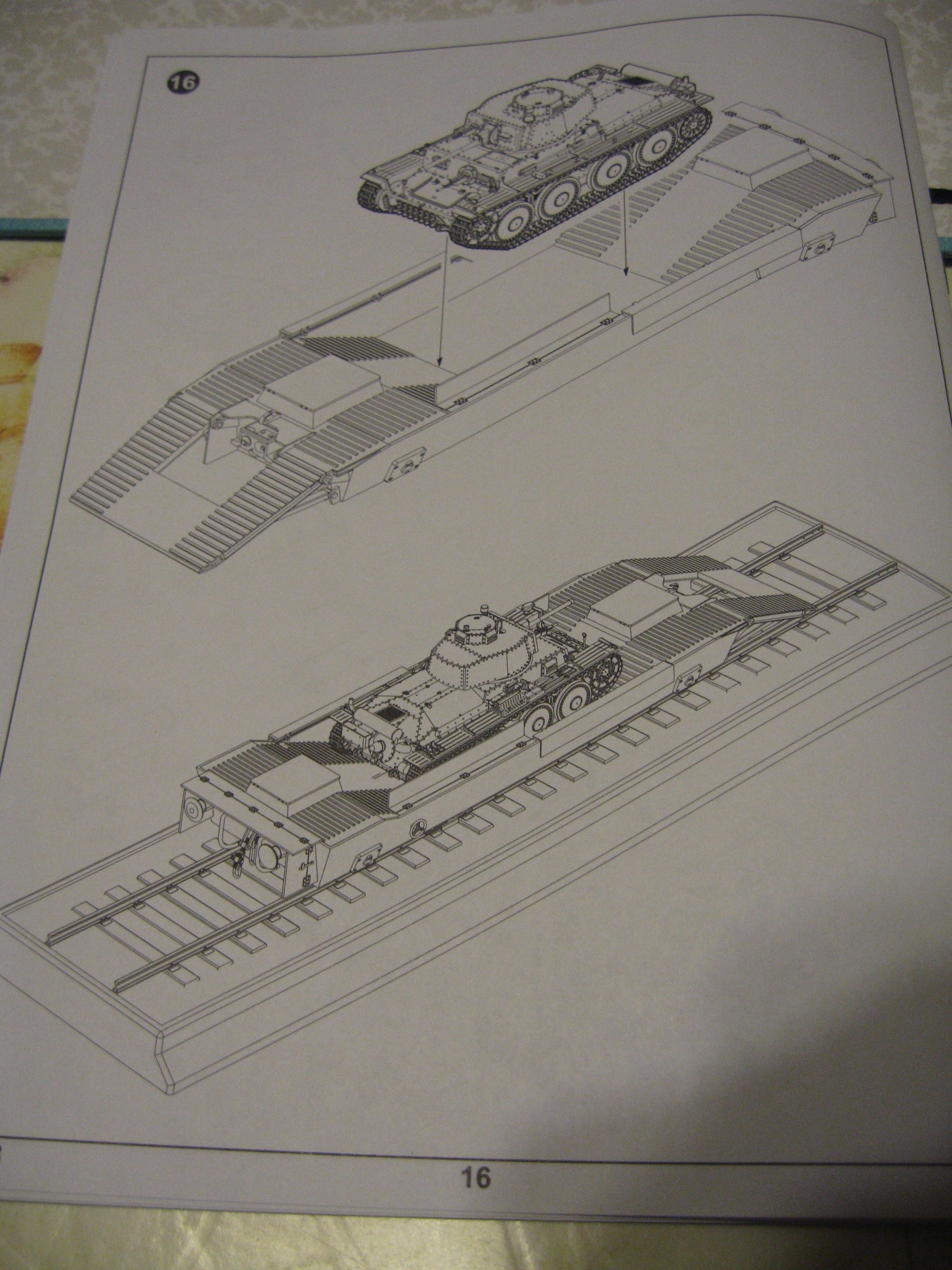 Review kit German Panzertragerwagen . 1/35 Trumpeter Img3695kf