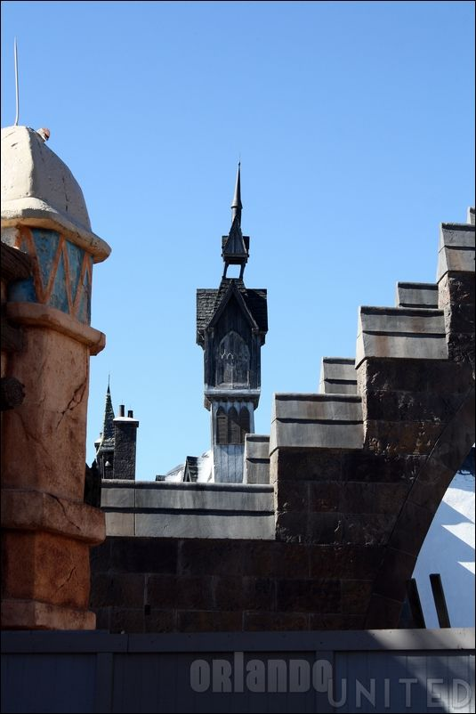 The wizarding world of hp construction pics Img7609