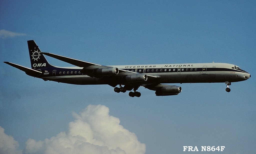 DC-8 in FRA - Page 4 Fran864fd