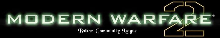 aIW Modern Warfare 2 Balkan Liga