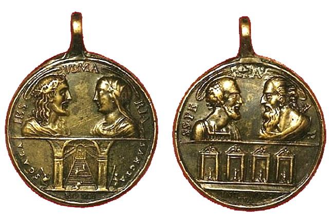 Recopilación medallas con el Rostro de Cristo ( Salvator Mvndi II) Zimz