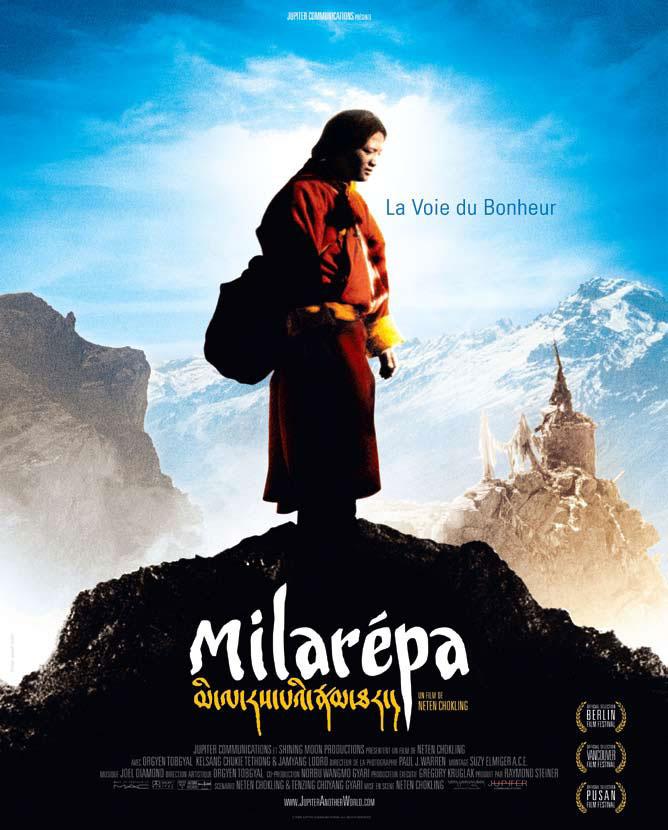 Milarepa, la voie du bonheur Milarpa