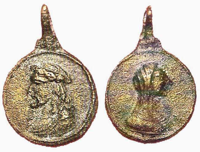 Recopilación medallas con el Rostro de Cristo ( Salvator Mvndi II) Dlug