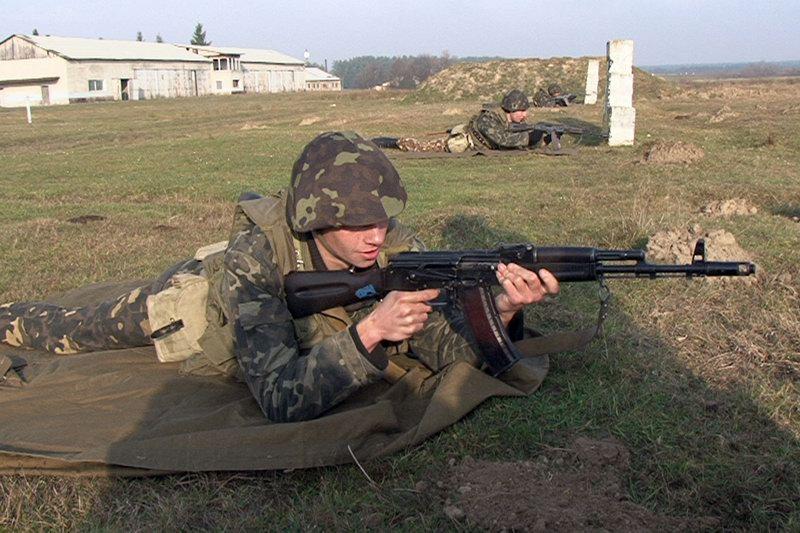Ukrainian Armed Forces / Zbroyni Syly Ukrayiny 20110321519823297201624
