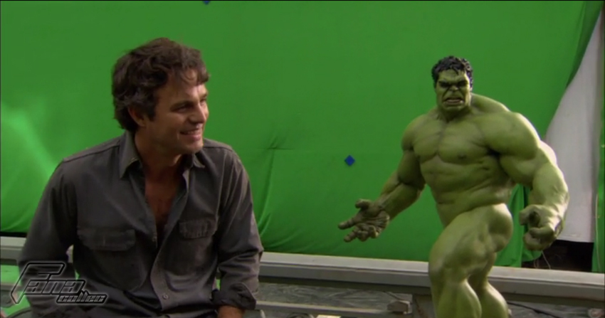 [Sideshow] Hulk Avengers Maquette Hulk5