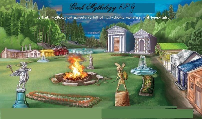 Greek Mythology RPG
