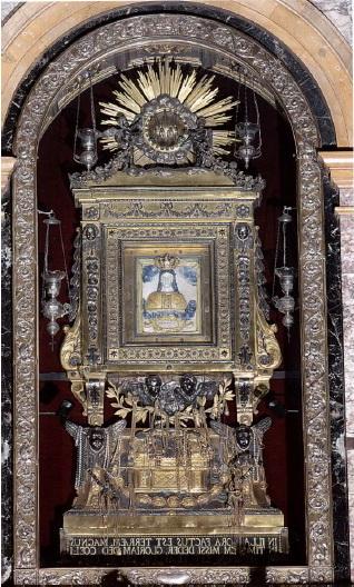 Madonna del Conforto / San Donato de Arezzo y Beato Gregorio X - MR(310) Confortomadonna