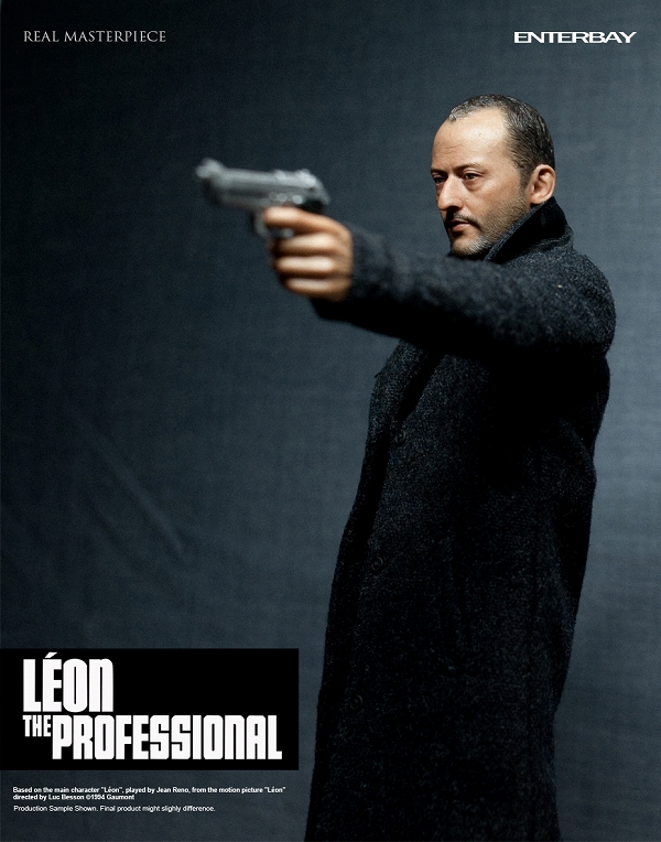 [ENTERBAY]   Leon: The Professional - 1/6 REAL MASTERPIECE - Página 2 2309204
