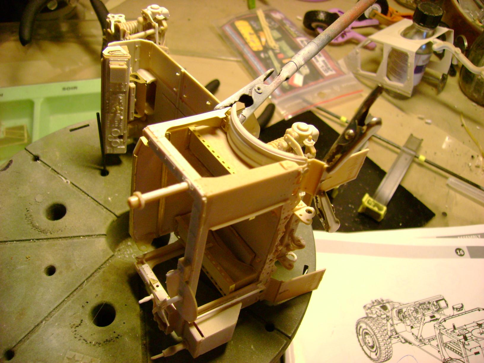 M-ATV Oshkosh....Kit Panda 1/35...Projet terminer !!!!!!!!!! ENFIN !!!!!!!!! - Page 2 96105921