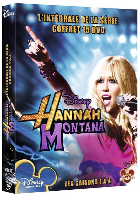 [DVD] Hannah Montana - L'intégrale de la série (2011) [TOPIC UNIQUE DVD] Montanap