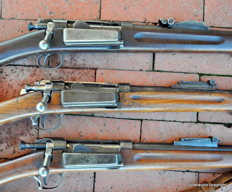 US Krag rifle Dsc0293w
