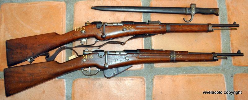 mousqueton Berthier?? de la manu.d'armes de chatellraut Dsc03611v