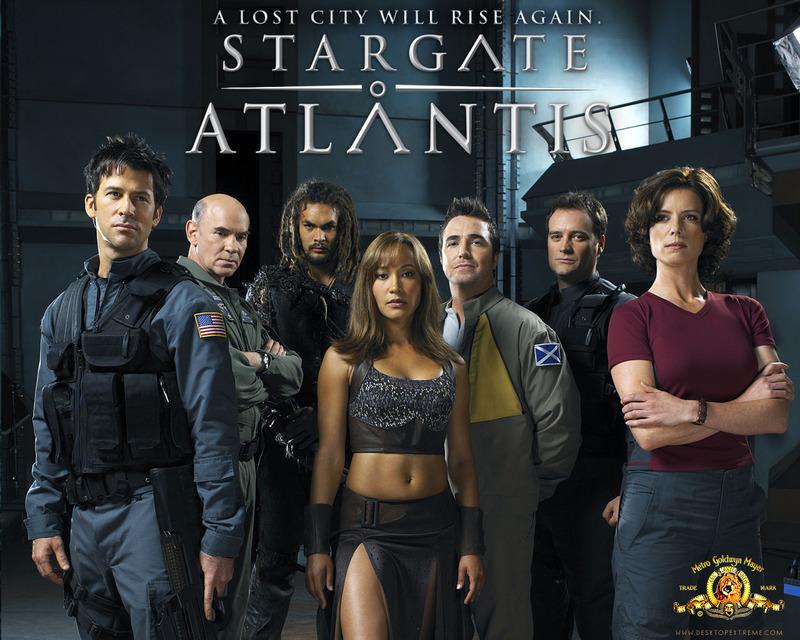 Stargate Atlantis Season 01-05 DVDRip E7u9