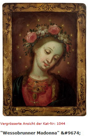 Imagen milagrosa de  Wessobrun / SS.  Corazones de Jesús y María  S.XVIII ( R.M. SXVIII-C43) Wesso02