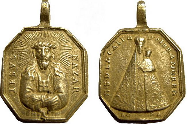 Recopilación medallas con el Rostro de Cristo ( Salvator Mvndi II) 9sp8