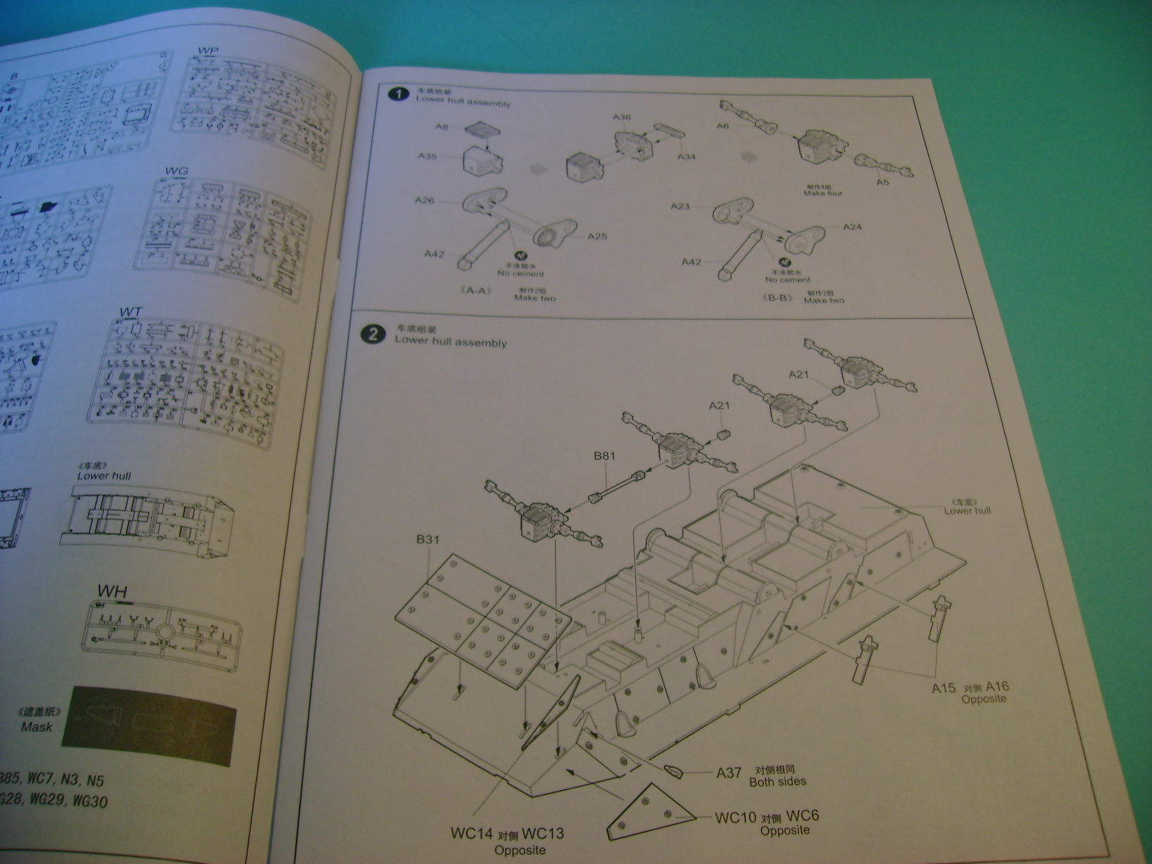 Review Kit M1129 Stryker Mortar Carrier Vehicle MC-B Trumpeter 1/35... Dsc02231a