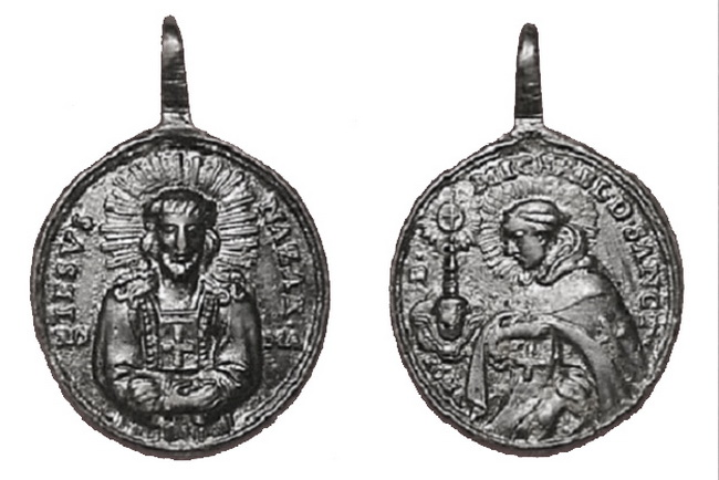 Recopilación medallas con el Rostro de Cristo ( Salvator Mvndi II) 6sjs