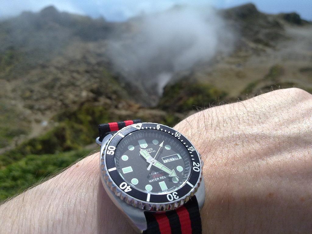 De retour de Guadeloupe, j'ai vu plein de belles choses, même des montres... 09112010751