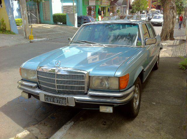 280S W116 1974 - R$ 26 mil W1162