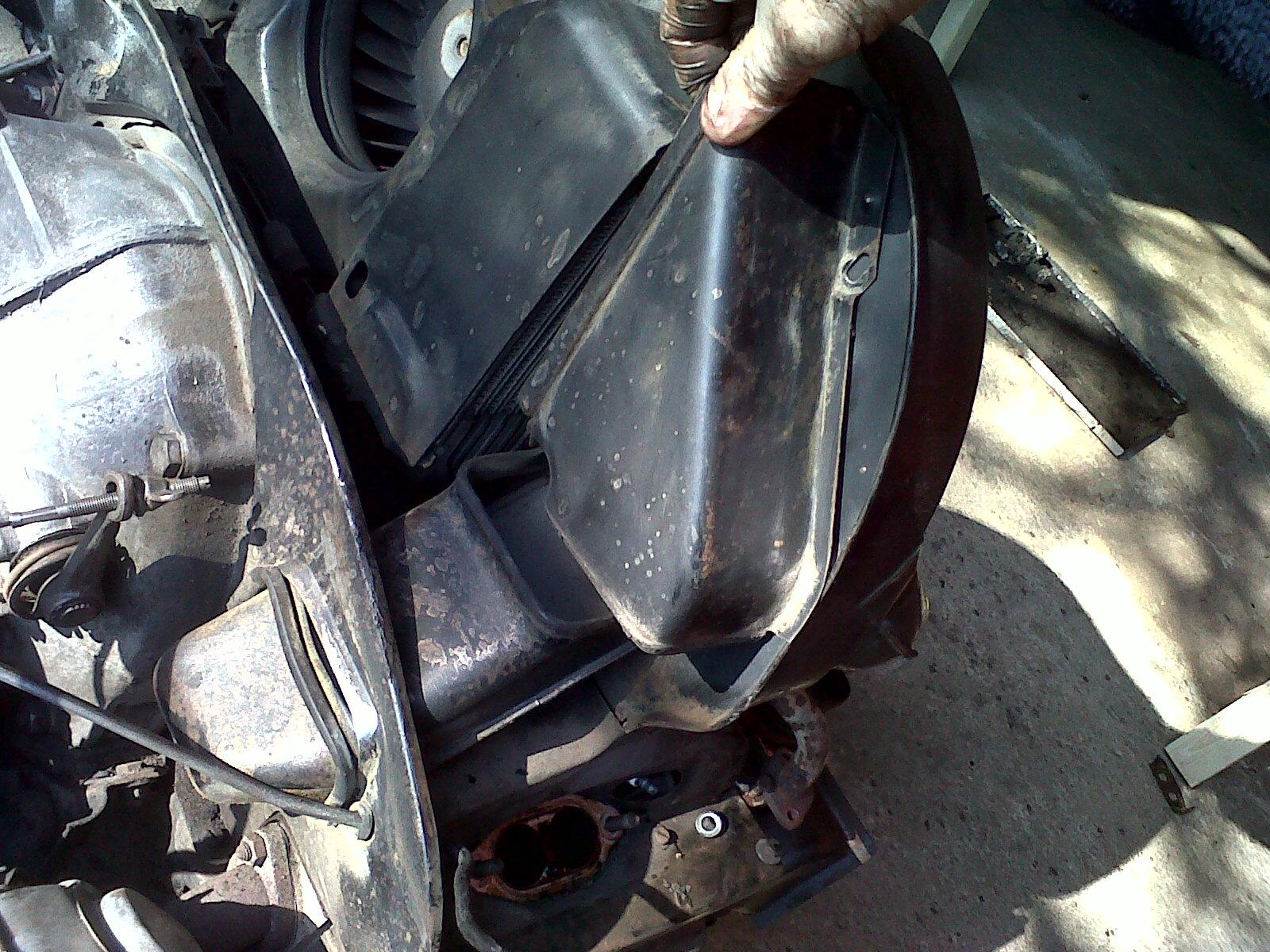 Ayuda para quitar chapas y  campana  turbina 2012020807