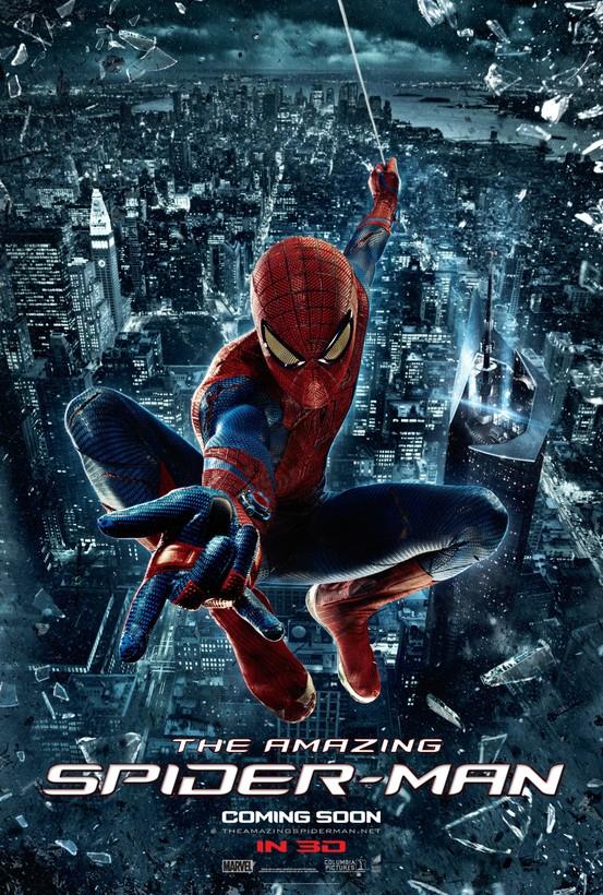 Objavljena prva slika novog Spider-Man-a - Page 2 Amazingspidermanposter
