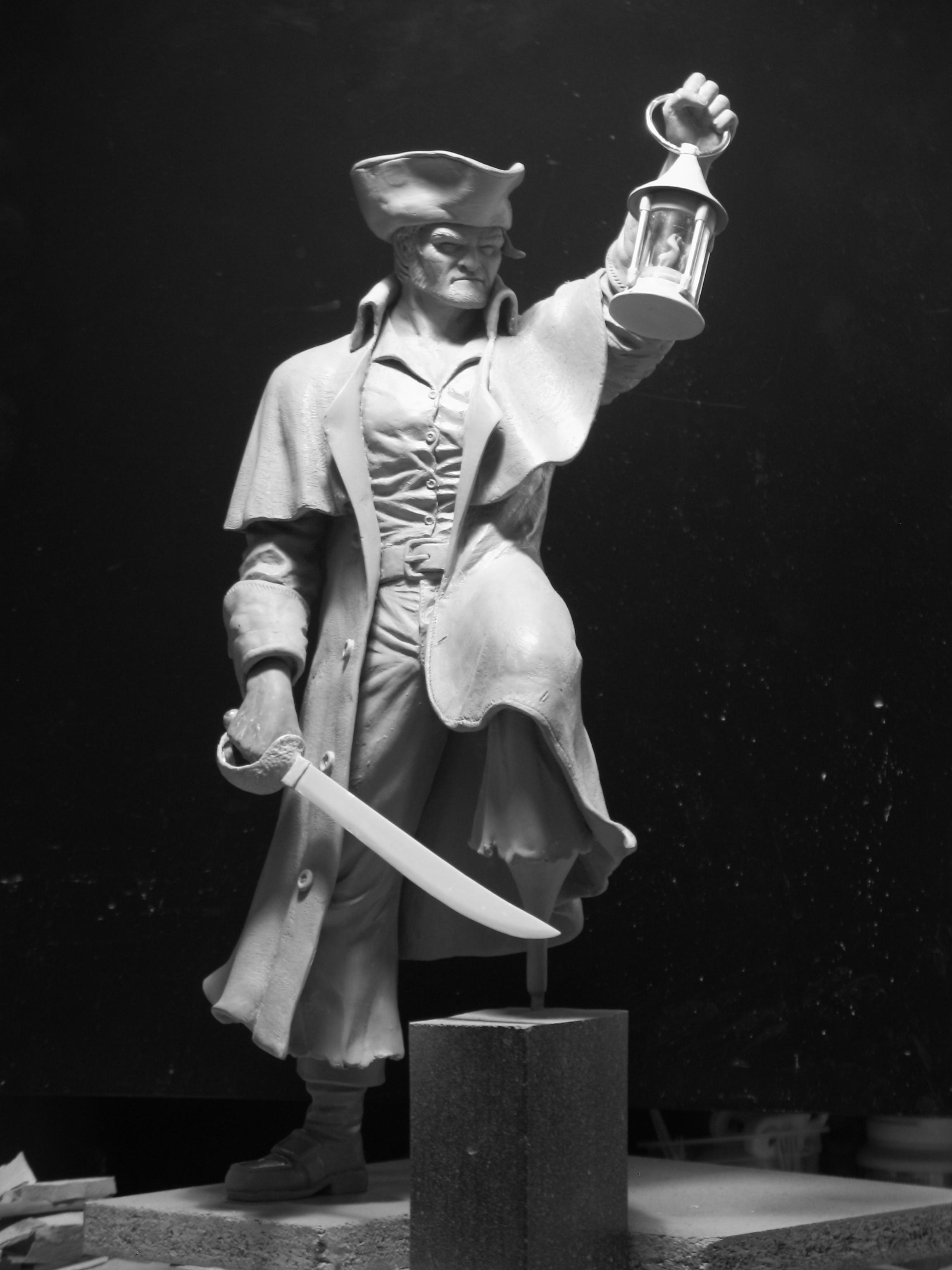 Long John Silver Dlzb