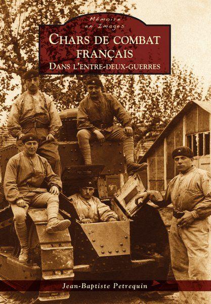 Chars de combat français dans l'entre-deux-guerres Cdcedg
