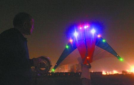 Cerfs volants lumineux Xin21309071708395003643