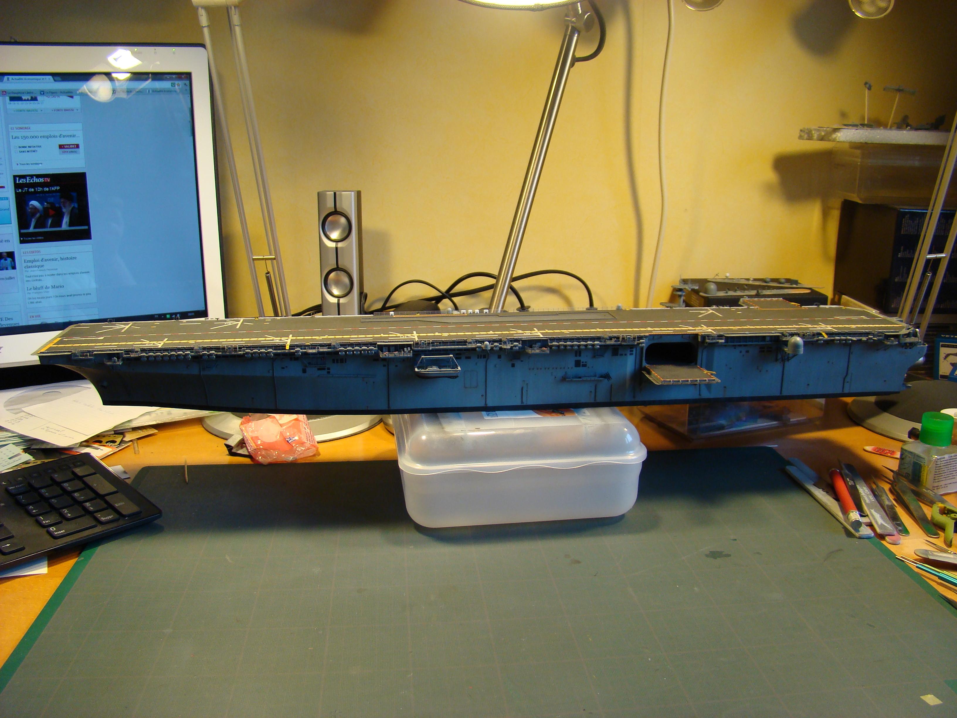 USS WASP LHD-1 au 1/350ème par nova73 - Page 7 Dsc09107b