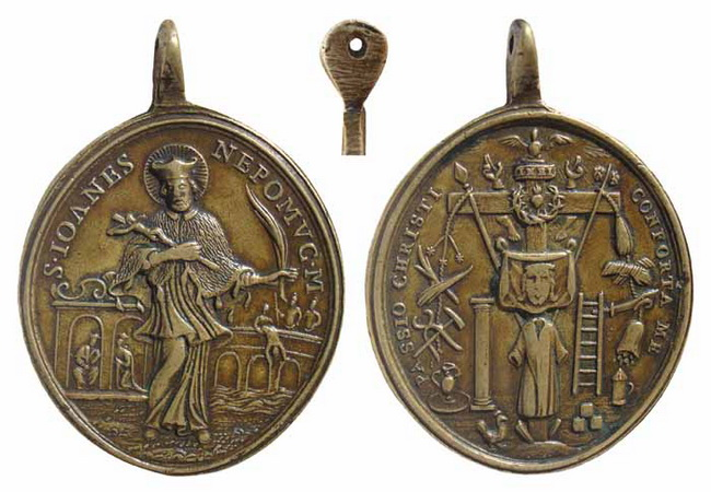Recopilatorio medallas San Juan Nepomuceno Hvhj