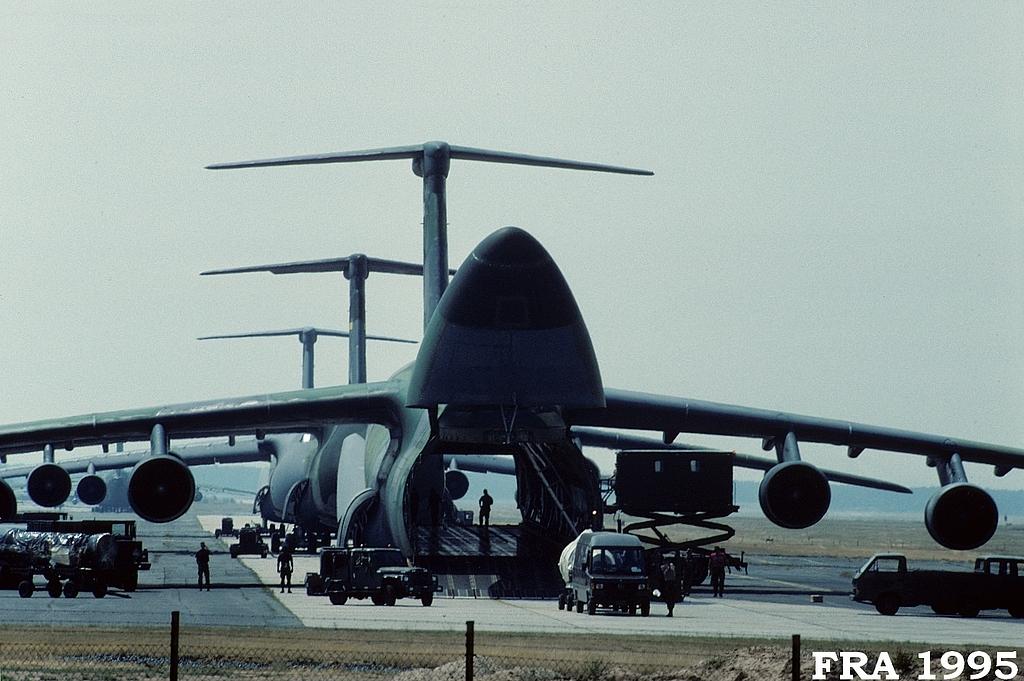 Rhein Main Air Base Fra839c5a