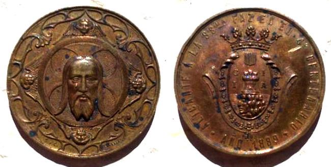 Recopilación medallas con el Rostro de Cristo ( Salvator Mvndi II) Pdgx