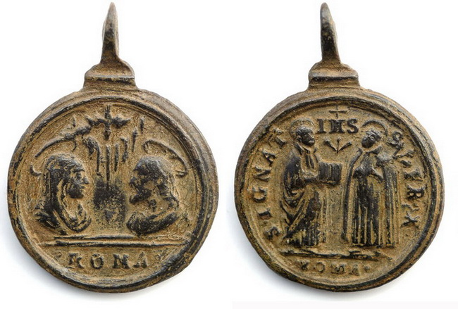 Recopilación medallas con el Rostro de Cristo ( Salvator Mvndi II) 8z7t