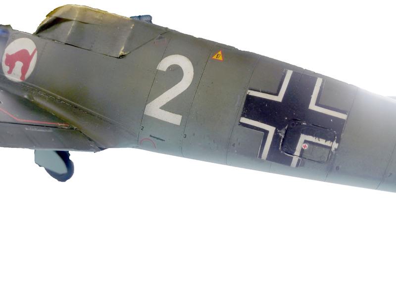 Me Bf 109 E1  [ Eduard 1/32 ] - Page 5 8RBJDL