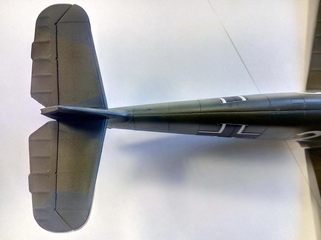 Me Bf 109 E1  [ Eduard 1/32 ] - Page 5 KnT5qT