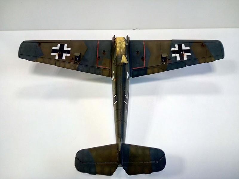 Me Bf 109 E1  [ Eduard 1/32 ] - Page 5 IRcTLv