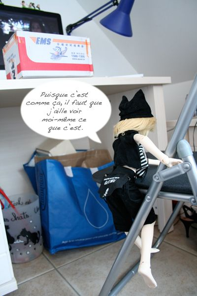 """[MD Owen/Soom Puss in Boots] """"Colocataires? p.43"""" (15/01) - Page 4 Colis02"""