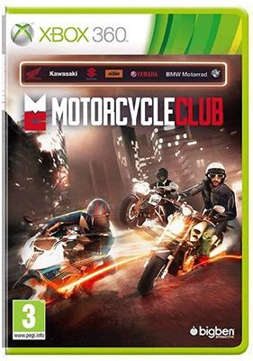 Motorcycle Club (2014) - SUB ITA SfE0am