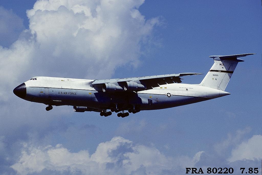 BAC1-11 in FRA Fra80220