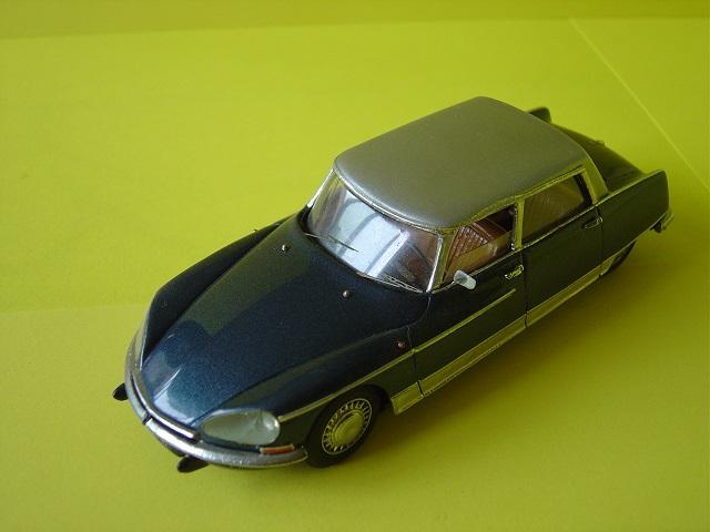 Les Citroën DS d'Henri Chapron Miniatures106