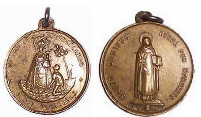 Virgen de Montesclaros / Sto. Domingo - s. XIX-XX (MAM) 1001210lcopy