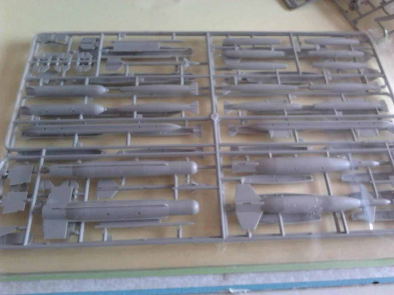 Review kit A-10A Thunderbolt II .Trumpeter 1/32.... 27608713