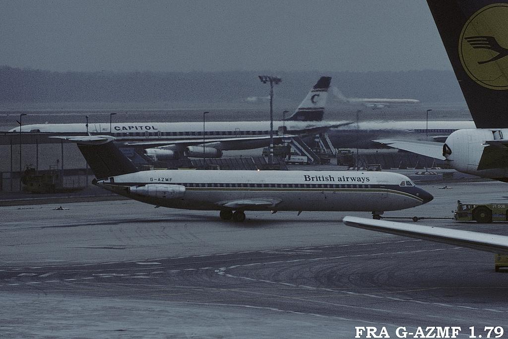 BAC1-11 in FRA 13fragazmf