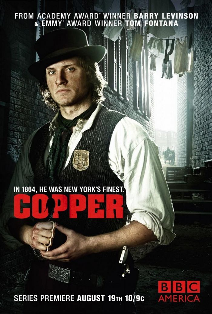 Copper Season 01 BDRip | Season 02 HDTV Nkhm