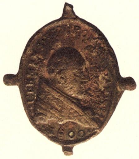 Jubileo Romano de 1600 - MR487 Clementeviiicisterino