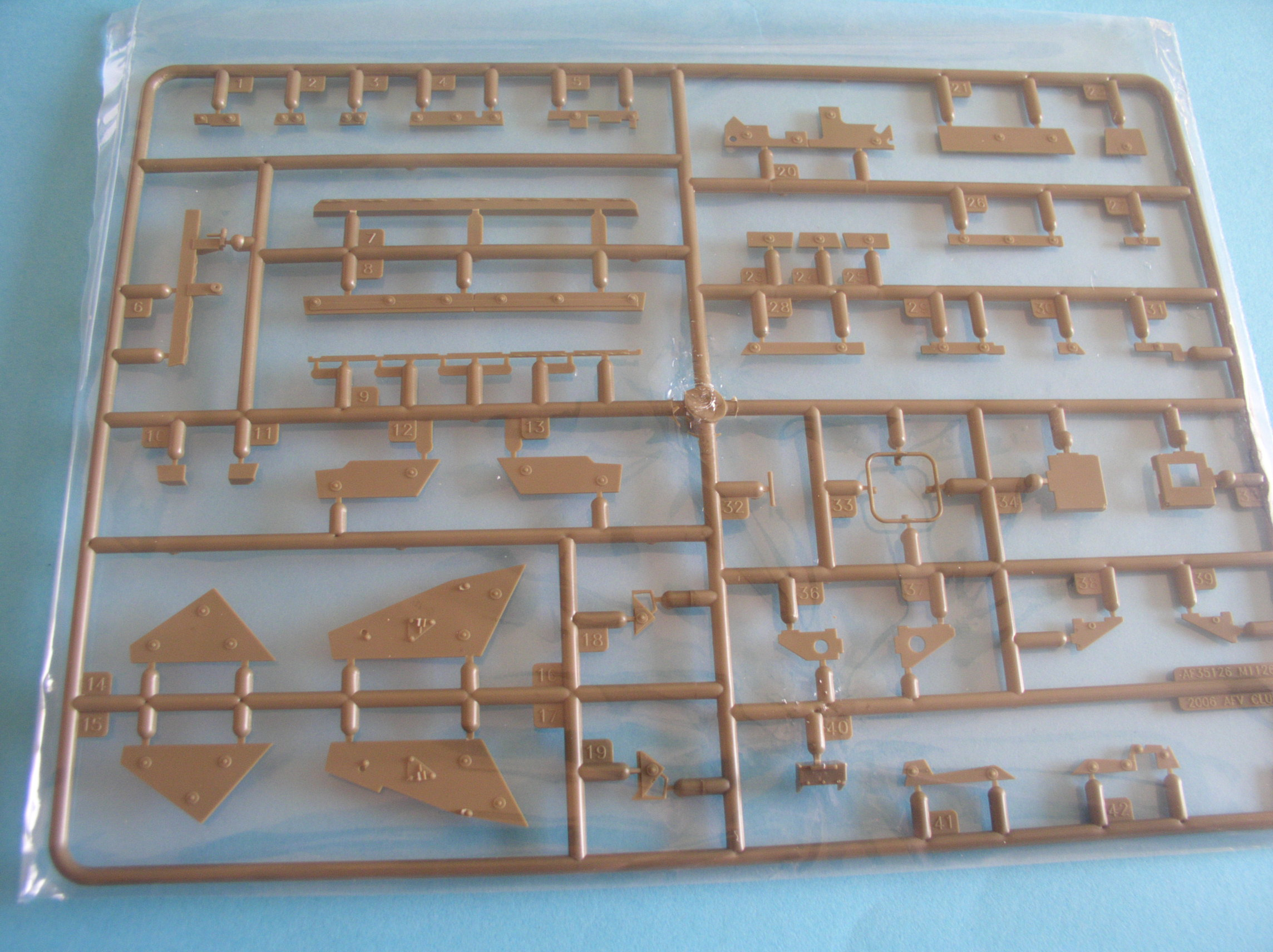 Review Kit Stryker M1128 MGS 1/35 AFV CLUB... P3110016